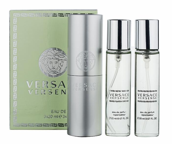 Versace Versense 3x20 ml
