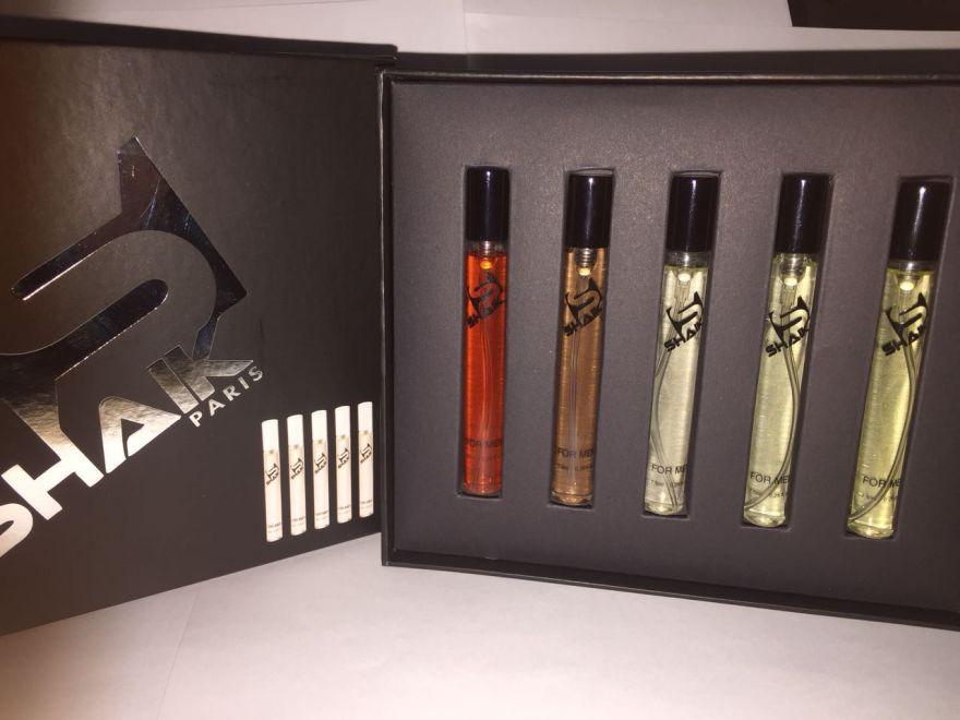 Набор парфюма  SHAIK PARIS 5*11ml
