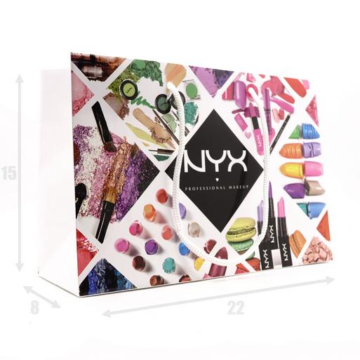 Подарочный пакет Nyx 15х8х22