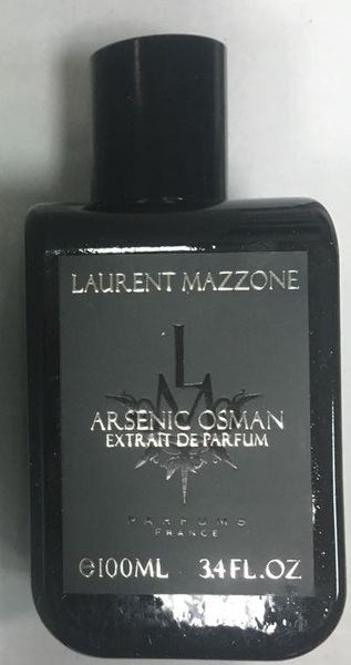 TESTER LAURENT MAZZONE VELENO DOR? 100ML (УНИСЕКС)