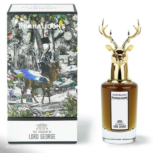 "PENHALIGON'S ""THE TRAGEDY OF LORD GEORGE"" 75ML"