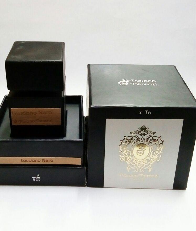 Tiziana Terenzi laudano nero (унисекс) 100ML - подарочная упаковка