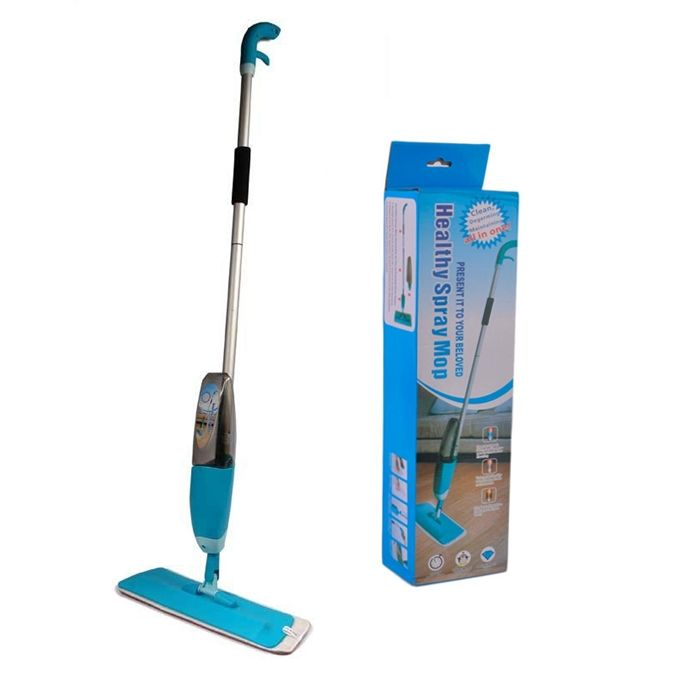 Швабра с распылиителем HEALTHY SPRAY MOP
