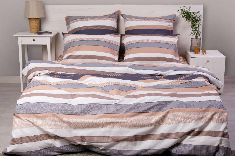 Поплин 1.5 спальный [в ассортименте] Бэтси постельное белье