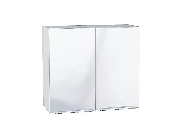 Шкаф верхний Фьюжн В800  (Angel)