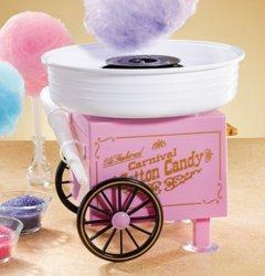Аппарат для приготовления сахарной ваты Carnival-Cotton Candy Maker