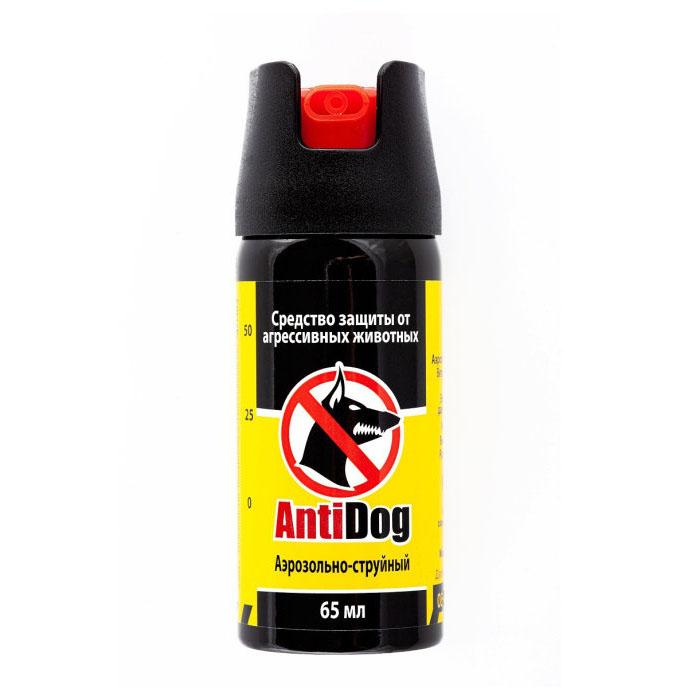 Распылитель AntiDog 65 мл баллончик Антидог