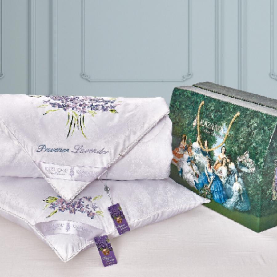 "Купить одеяло Kazanov.a Organic Fibers ""Provence Lavender"