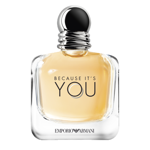 Tester Emporio Armani Because It's You pure femme 100 ml