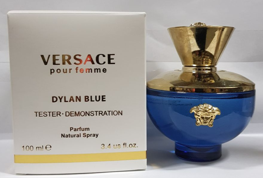 Tester Versace Pour Femme Dylan Blue 100ml