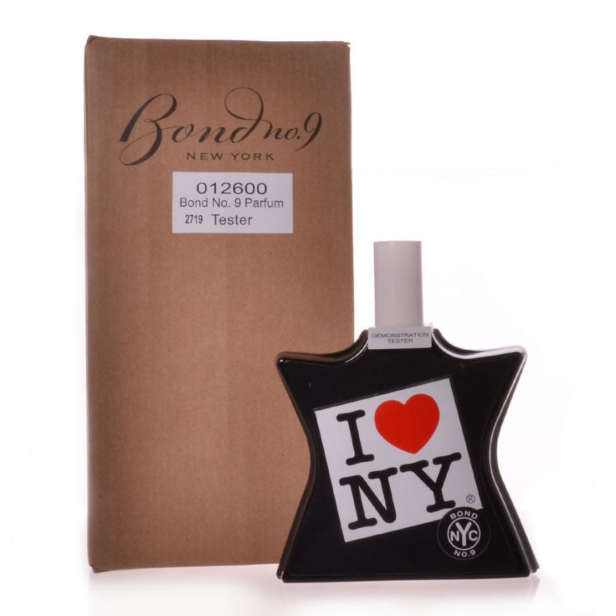 ТЕСТЕР BOND NO. 9 — I LOVE NEW YORK FOR ALL (УНИСЕКС)