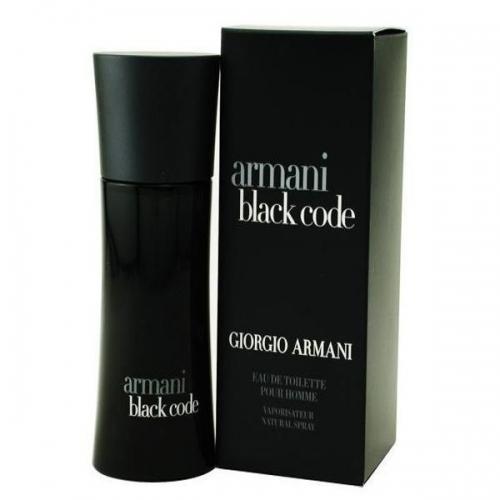 Tester Armani Black Code 100 мл