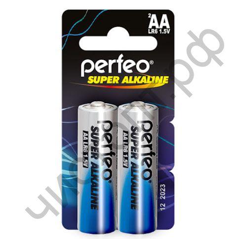 Perfeo LR6/2BL mini Super Alkaline (40)