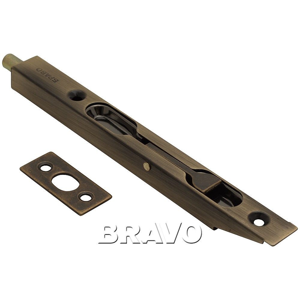 Шпингалет торцевой Bravo R-160