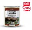 Масло датское Borma Decking Oil 1л для террас Темный орех 4971IL-DS632 ХИТ!