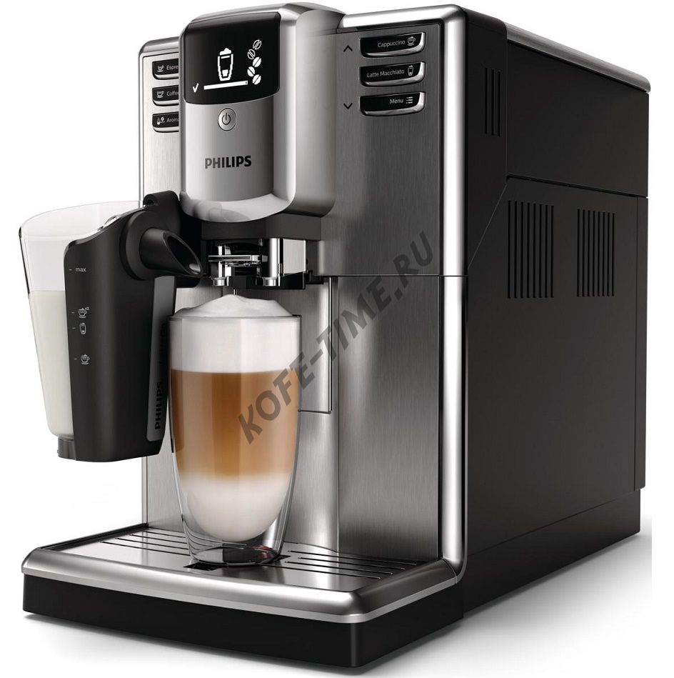 Кофемашина Philips EP5045/10 LatteGo Premium