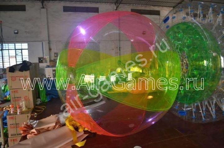 Водный шар/аквазорб ПВХ(цветной)