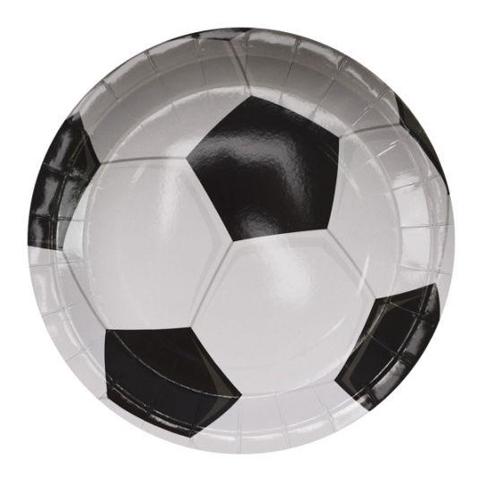 Тарелки Футбольные