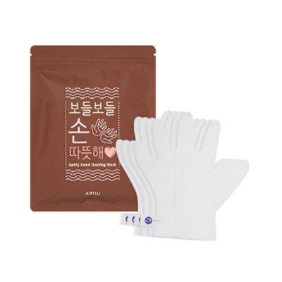 Согревающие маски-перчатки для рук A'PIEU Softly Hand Heating Mask 64мл