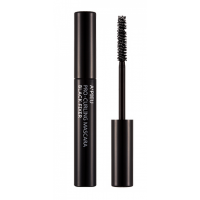 Тушь для ресниц A'PIEU Pro-Curling Black Fixer Mascara