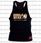 Майка Classic GW-90104 черно-золотая шт. РАЗМЕР L