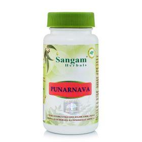 ПУНАРНАВА 60 табл по 700 мг (Sangam Herbals)