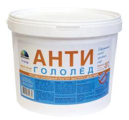 Антигололед  (противогололедный реагент быстрого действия)  2 кг.