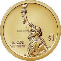 1 доллар США 2018, инновации США, первый патент