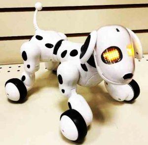 Умная собака-робот на радиоуправлении