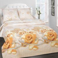 «Идиллия» (DE LUXE) постельное белье Поплин 1.5 спальный