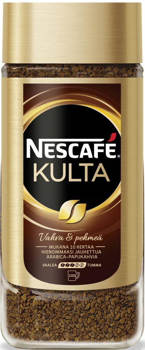 Кофе растворимый Nescafe Kulta 200г стекло