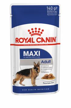 Роял канин Макси Эдалт для собак (Maxi Adult pouch) пауч 140г.