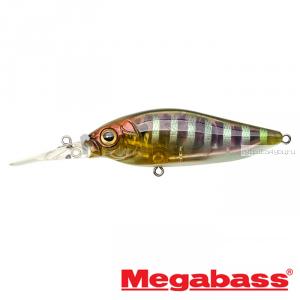 Воблер Megabass Diving Flap Slap 77 мм / 10,5 гр / Заглубление: 0 - 2 м / цвет: NC Gill