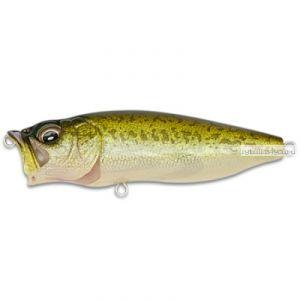 Воблер Megabass Pop Max 78 мм / 14 гр / цвет: Glitter Bass (JP)