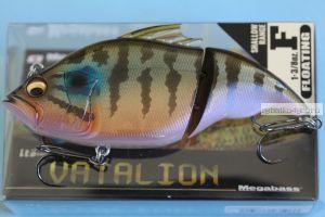 Воблер Megabass Vatalion F 115 мм / 35,8 гр / Заглубление: 0,5 - 1,5м / цвет: ITO Cichlid