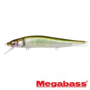 Воблер Megabass Vision Oneten 110мм / 14 гр / Заглубление: 0,8 - 1,2м / цвет: GG Hasu