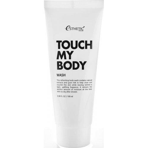 Скраб для тела КОЗЬЕ МОЛОКО Touch My Body Goat Milk Body Scrub, 100 мл