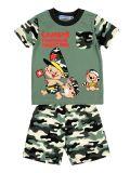 Комплект для мальчика BONITO kids с принтом камуфляж хаки