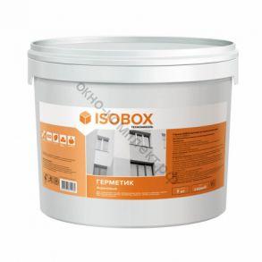 Герметик ISOBOX акриловый для межпанельных швов 7кг