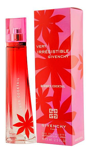 Парфюмерная вода Givenchy Very Irresistible Summer Cocktail 75 мл