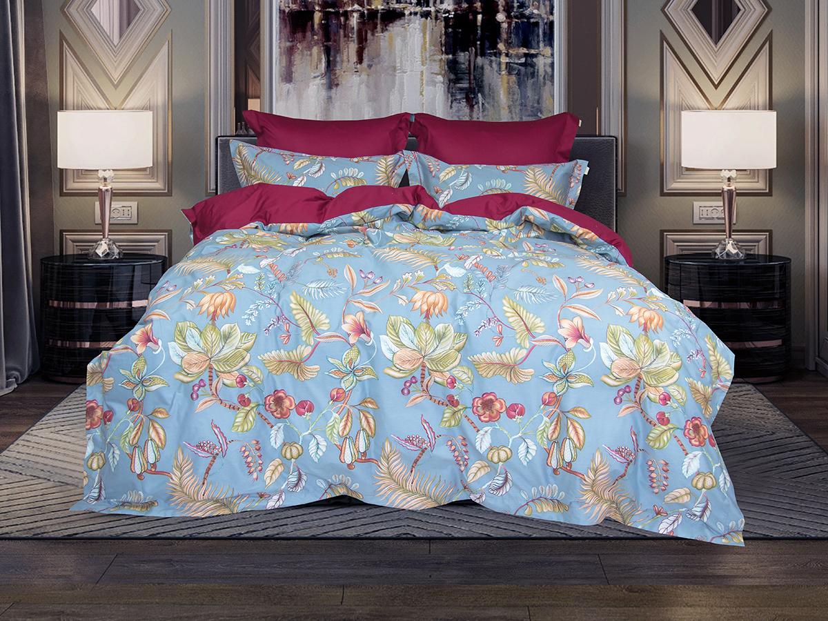 Жардин (марсала) с одеялом
