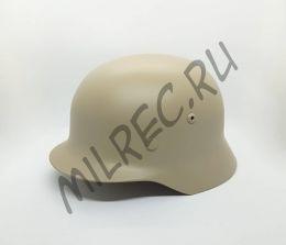 Стальной шлем образца 1935 года (реплика)  (на 58-60 размер головы)