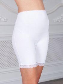 Трусы-панталоны для беременных белые арт. 3311