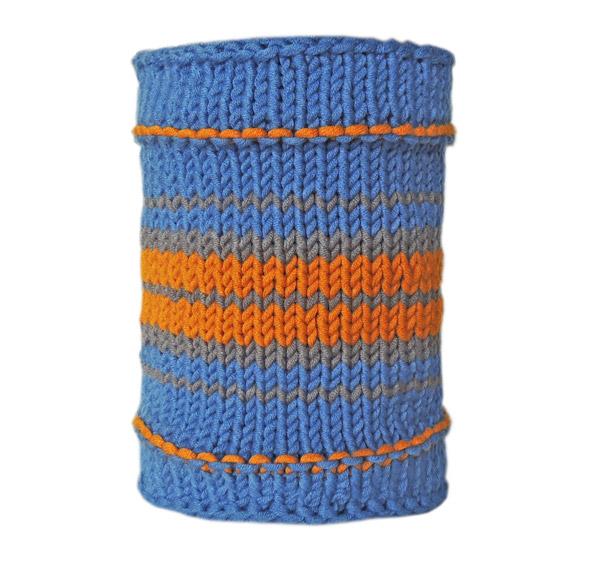Зимний шарф труба