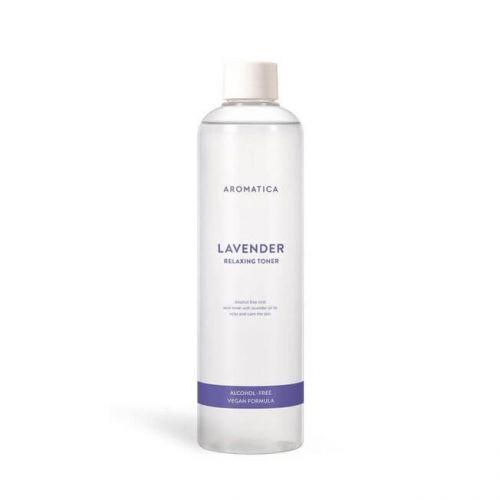 Успокаивающий тонер с лавандой Aromatica Lavender Relaxing Toner 350мл