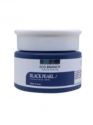 Eco Branch Интенсивный увлажняющий крем с экстрактом черного жемчуга Intensive Black Pearl Cream 100мл