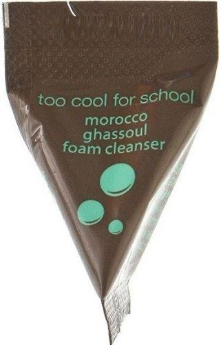 Нежная пенка для умывания Too Cool For School Morocco Ghassoul Foam Cleanser 5мл