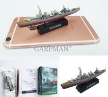 Сборная модель корабля  Японский крейсер Rocky 1:2000