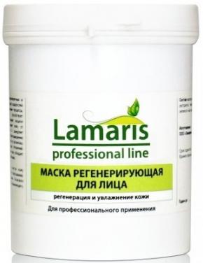 Lamaris Маска регенерирующая  и увлажняющая для лица,  500мл