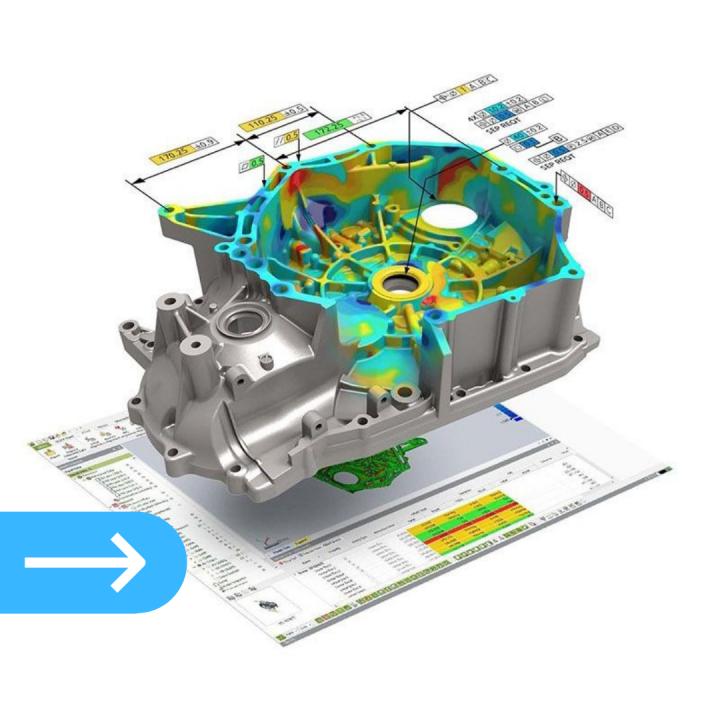 Услуга Реверс-инжиниринг Factory 3D Tech